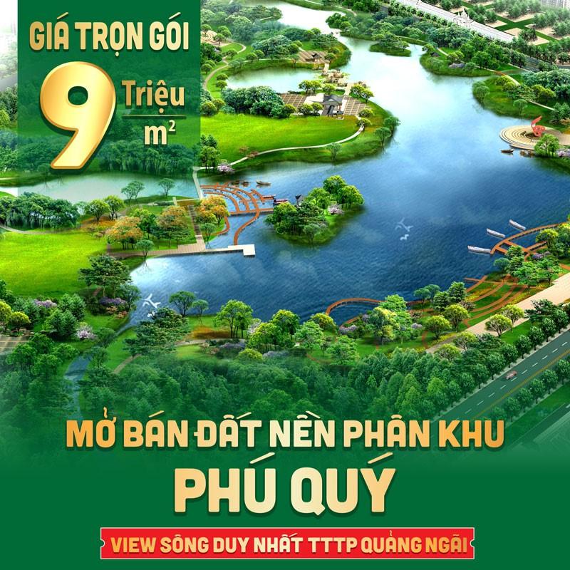 KĐT Phú Mỹ Quảng Ngãi - Luồng gió mới cho loại hình đô thị tại miền Trung - Ảnh 10