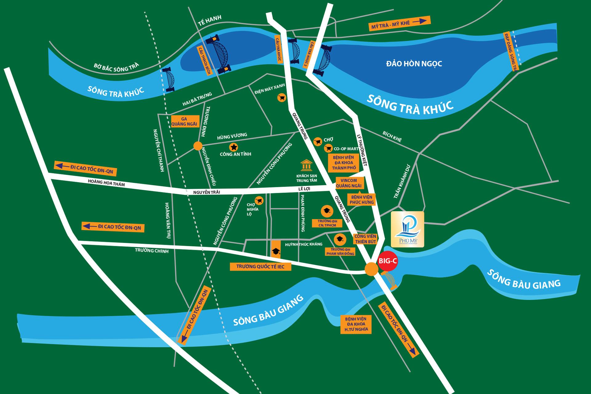 KĐT Phú Mỹ Quảng Ngãi - Luồng gió mới cho loại hình đô thị tại miền Trung - Ảnh 3