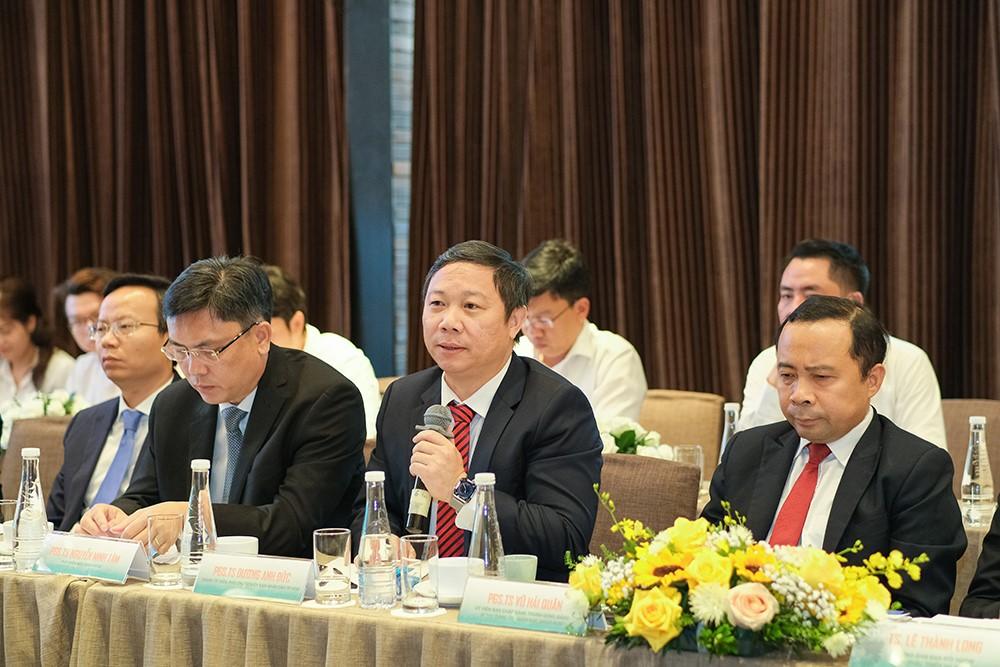 Tập đoàn Hưng Thịnh và Đại Học Quốc Gia TP.HCM ký kết hợp tác chiến lược - Ảnh 3