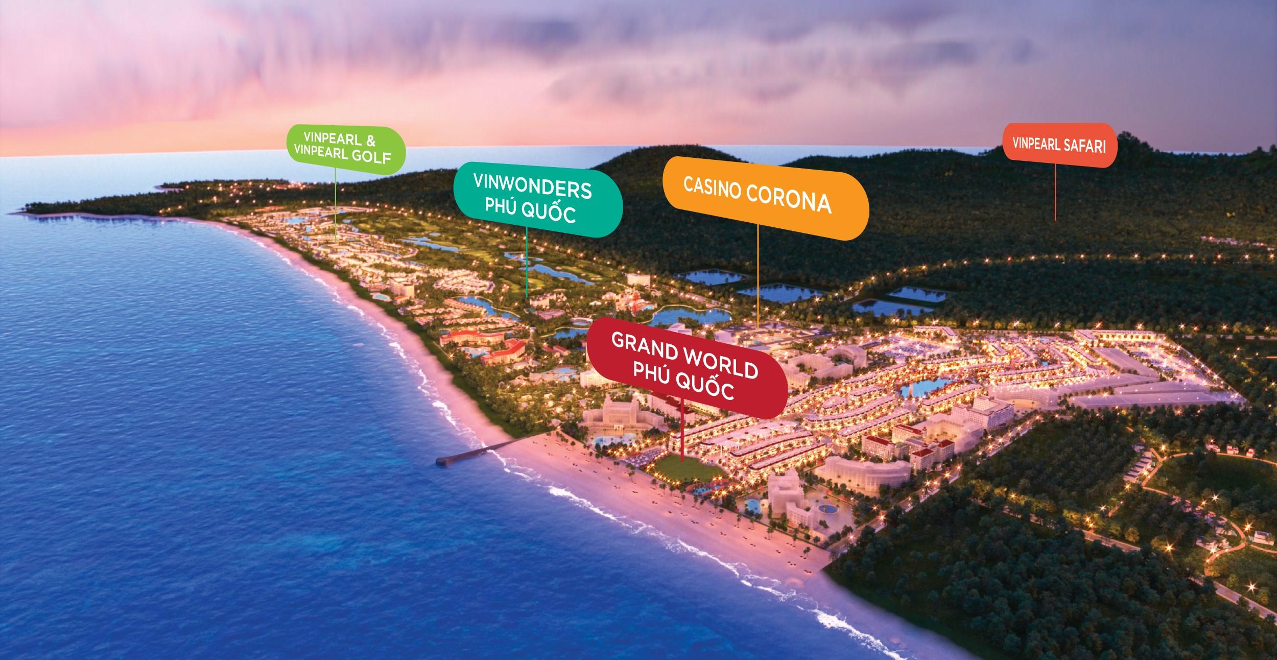 """Phú Quốc United Center: Động lực mới cho du lịch Việt """"nhảy vọt"""" ở tầm quốc tế - Ảnh 2"""