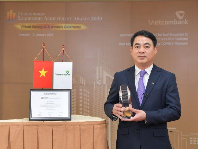 Vietcombank năm 2020 – Khẳng định Thương hiệu, uy tín và vị thế ngân hàng số 1 Việt Nam - Ảnh 1