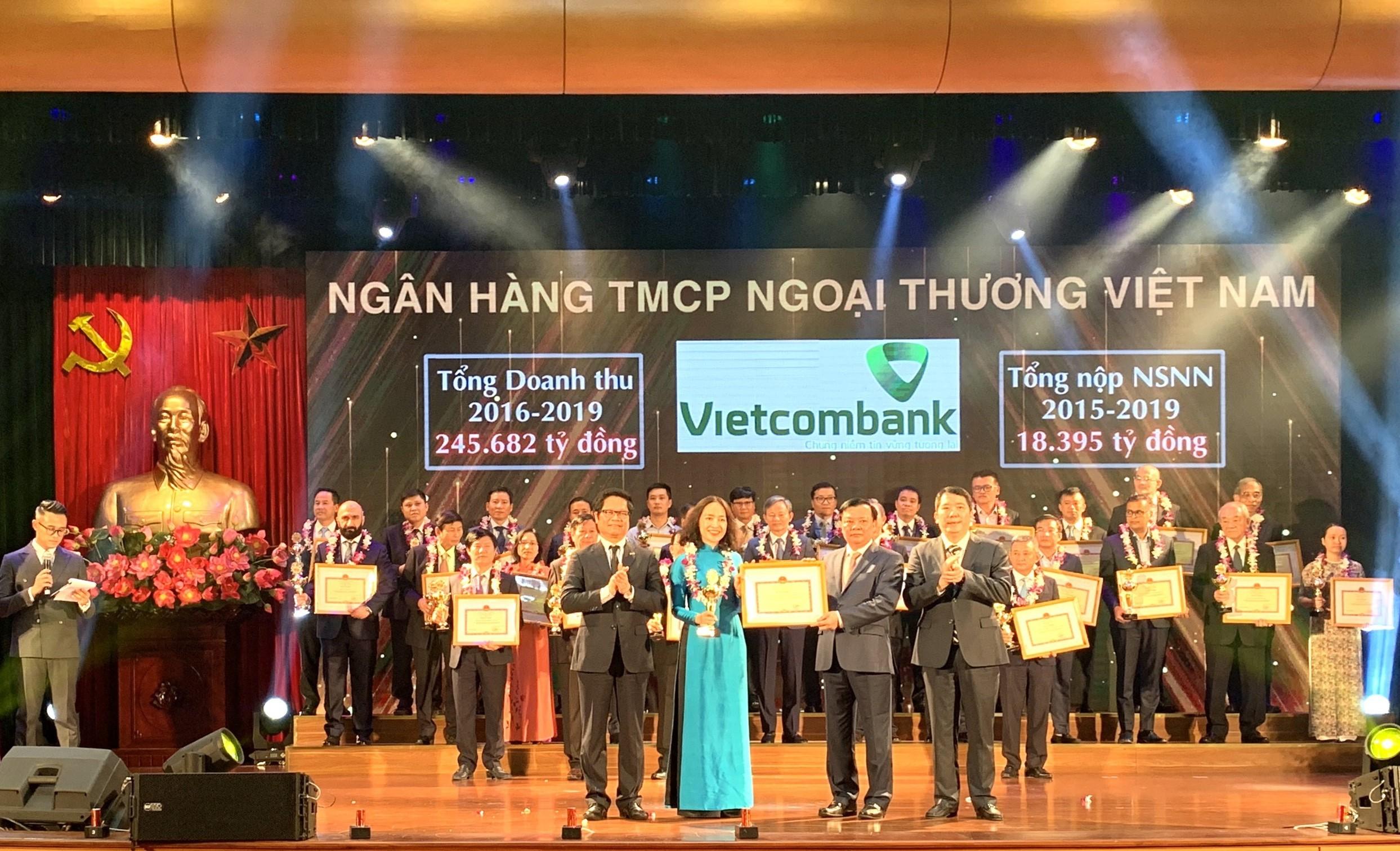 Vietcombank năm 2020 – Khẳng định Thương hiệu, uy tín và vị thế ngân hàng số 1 Việt Nam - Ảnh 2