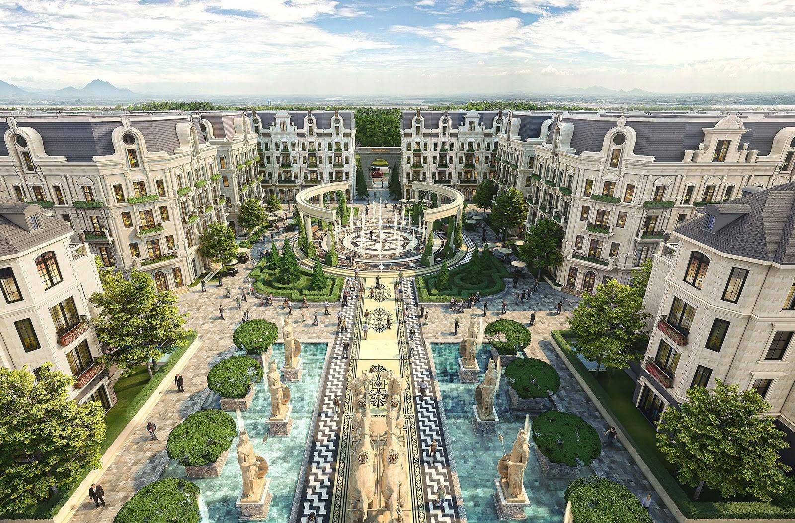 Hơn 500 villas, shop villas sắp xuất hiện tại KĐT Ciputra - Ảnh 3