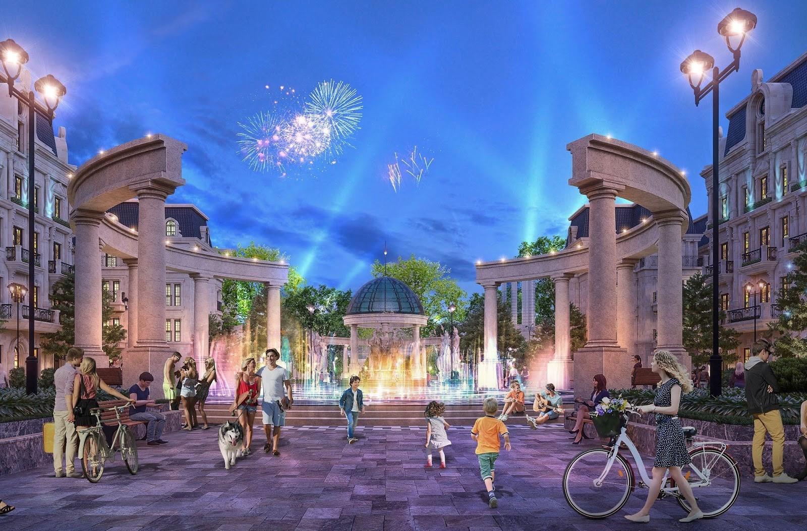 Hơn 500 villas, shop villas sắp xuất hiện tại KĐT Ciputra - Ảnh 6