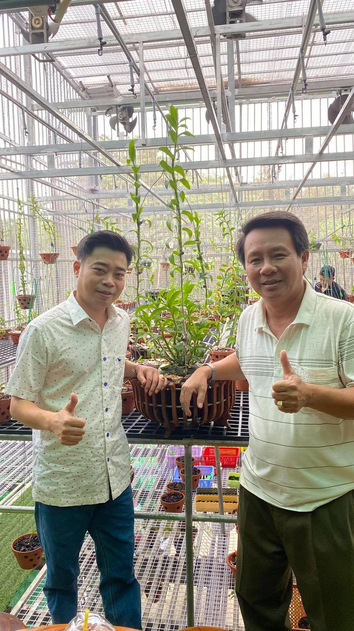 Ông chủ vườn lan 8X Nguyễn Hữu Tân và mơ ước về một vườn lan trăm loài - Ảnh 6
