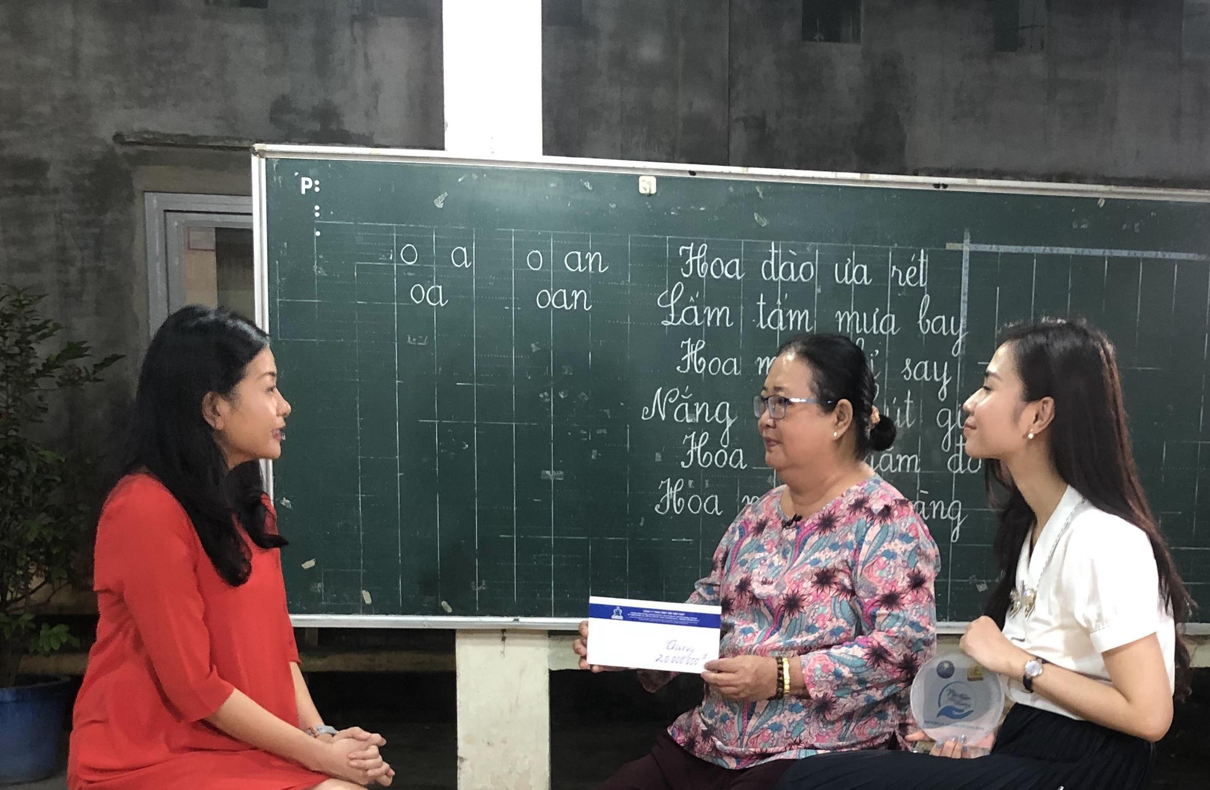 Lớp học đặc biệt của những trẻ em nghèo ở Sài Gòn - Ảnh 3