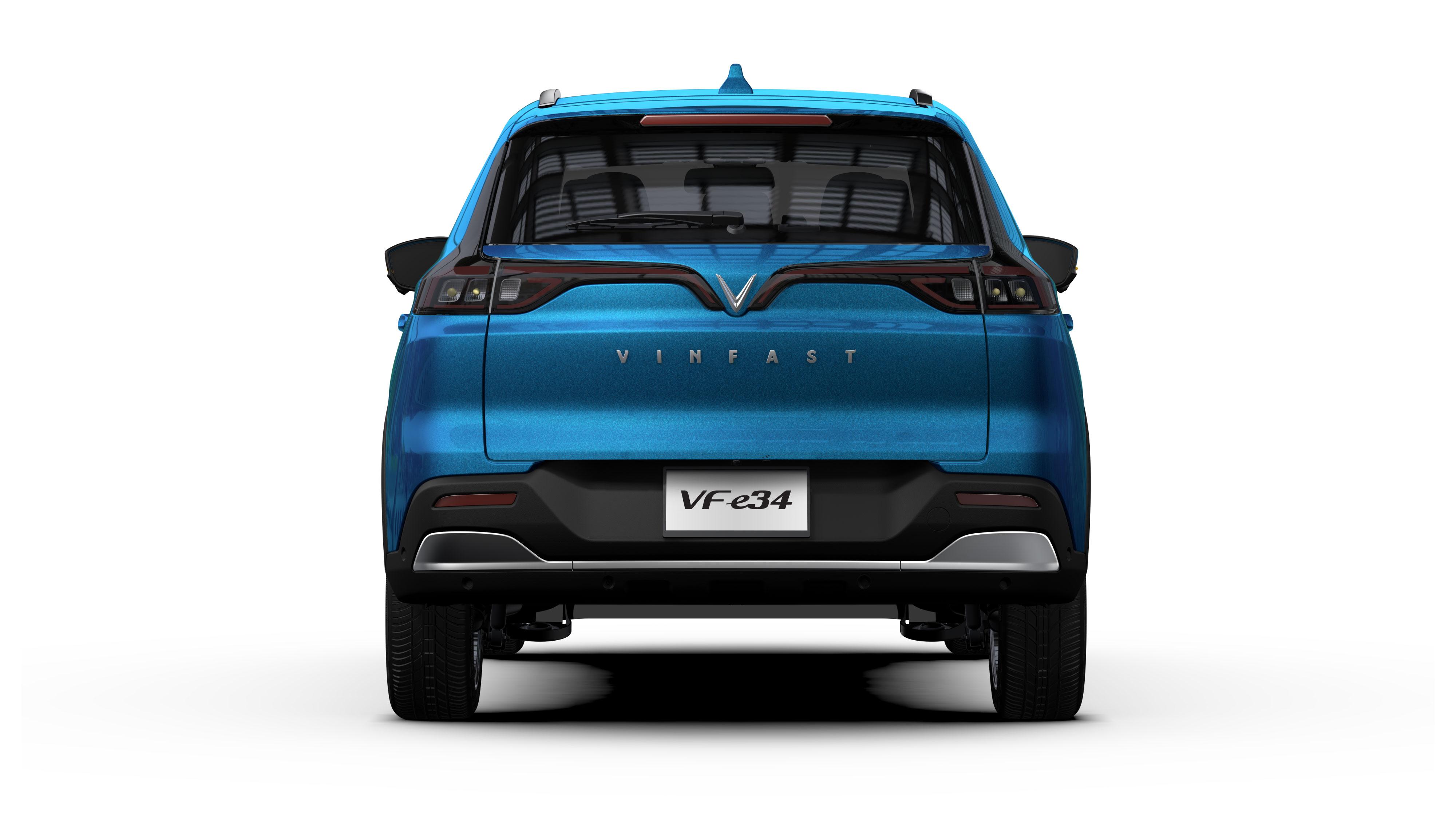 VinFast mở bán mẫu ô tô điện đầu tiên với mức giá 690 triệu đồng - Ảnh 5