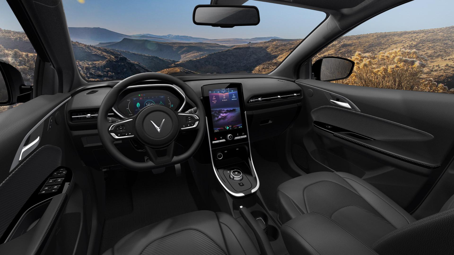 VinFast mở bán mẫu ô tô điện đầu tiên với mức giá 690 triệu đồng - Ảnh 6