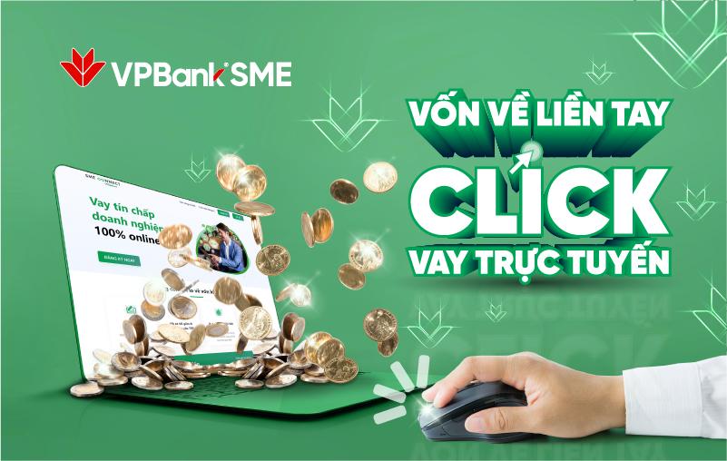 Vay tín chấp online SME với bốn bước đơn giản tại VPBank - Ảnh 1
