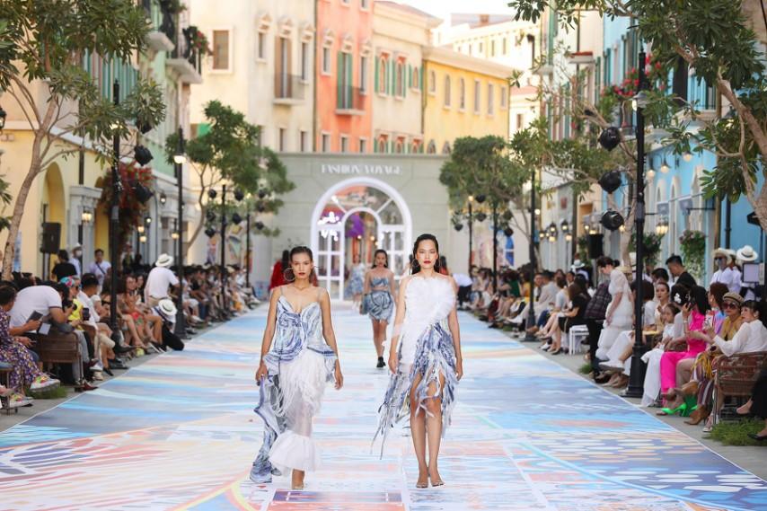 Nam Phú Quốc, Địa Trung Hải và điều bất ngờ lớn từ cuộc hội ngộ giữa thời trang và kiến trúc trong show Fashion Voyage #3 - Ảnh 3
