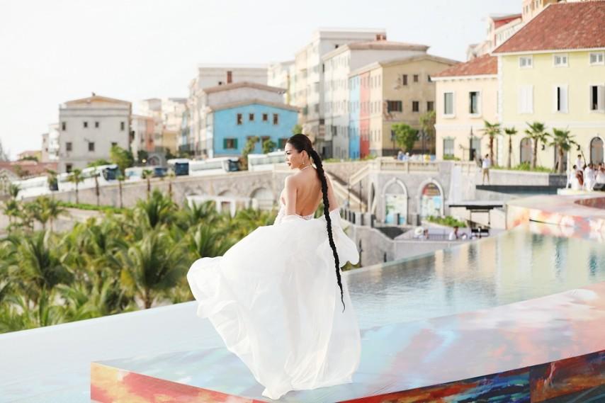 Nam Phú Quốc, Địa Trung Hải và điều bất ngờ lớn từ cuộc hội ngộ giữa thời trang và kiến trúc trong show Fashion Voyage #3 - Ảnh 4