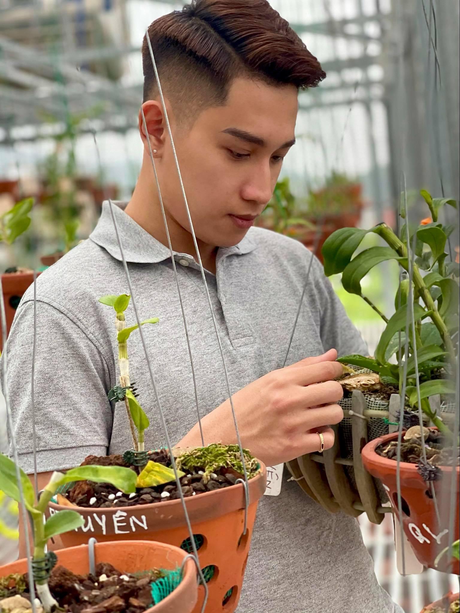 Ông chủ vườn lan 9X Trần Hồ Quang chia sẻ cơ duyên, được quý nhân giúp đỡ - Ảnh 6