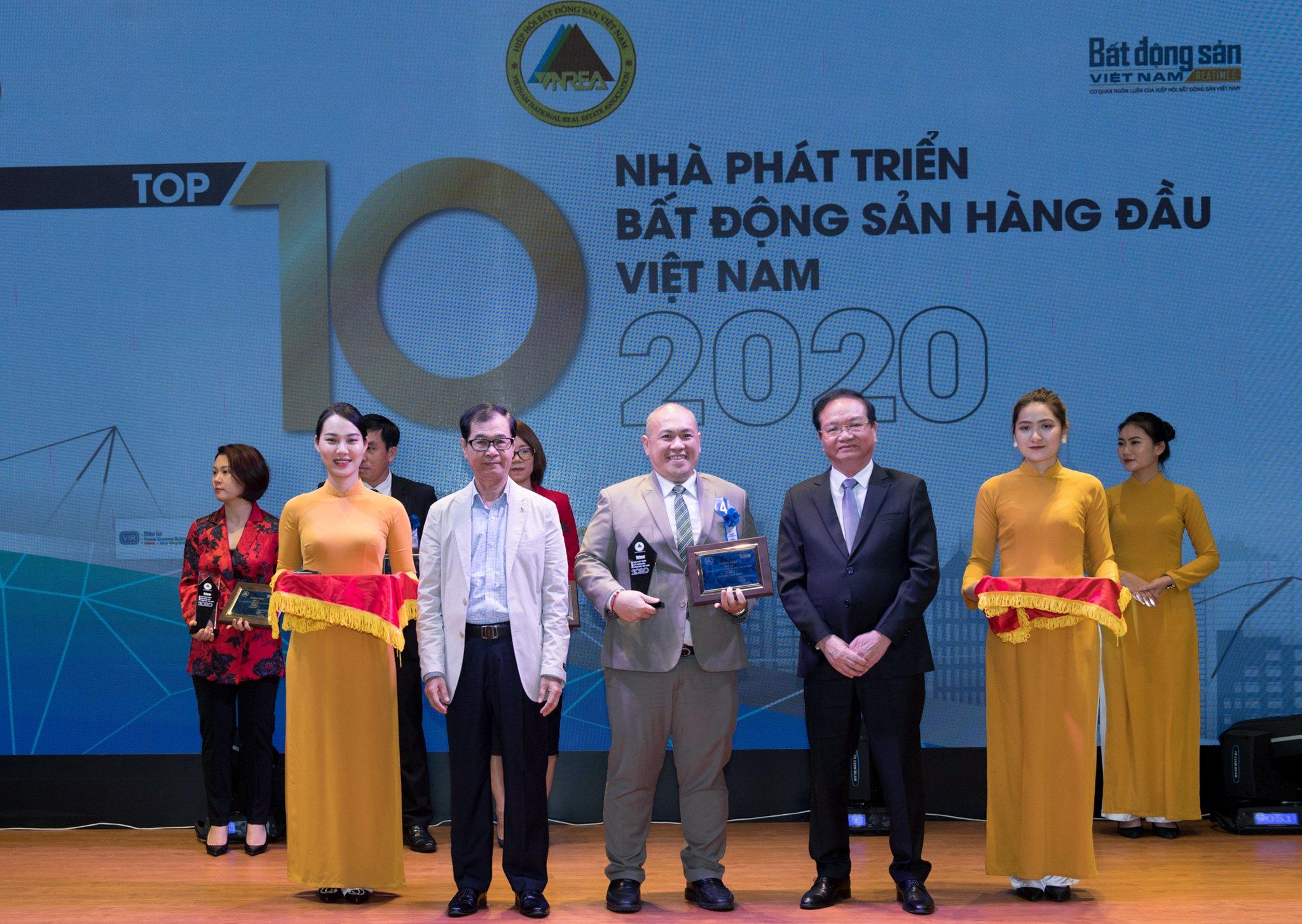 Hưng Thịnh Land khẳng định vị thế trong Top 10 nhà phát triển BĐS hàng đầu Việt Nam  - Ảnh 1