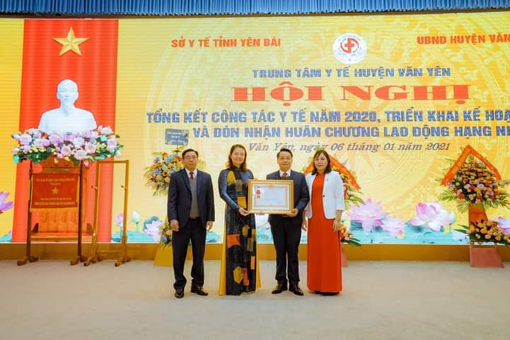 Trung tâm Y tế huyện Văn Yên: Lấy chất lượng dịch vụ khám chữa bệnh là khâu đột phá - Ảnh 1