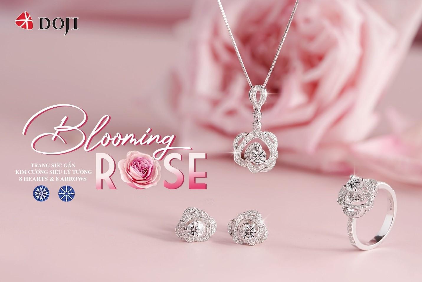 Lương Thu Trang đẹp rạng rỡ với Trang sức kim cương DOJI - Ảnh 5