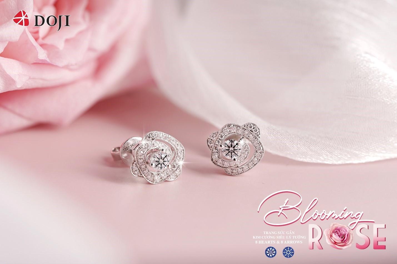 Lương Thu Trang đẹp rạng rỡ với Trang sức kim cương DOJI - Ảnh 7