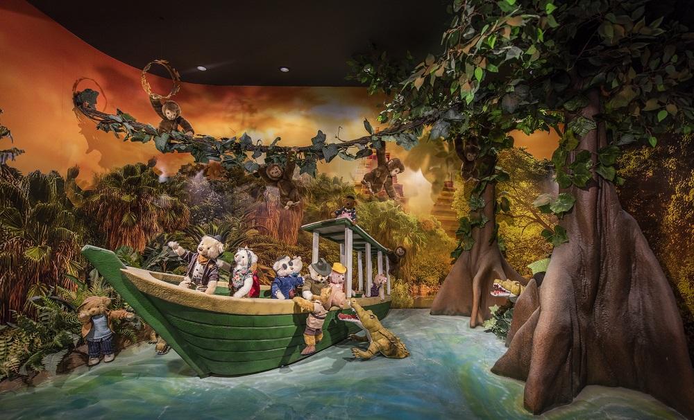 Teddy Bear Museum đầu tiên của Việt Nam sắp khai trương tại Phú Quốc United Center - Ảnh 1