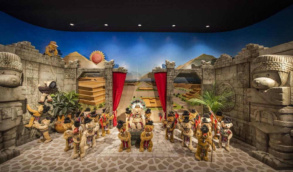 Teddy Bear Museum đầu tiên của Việt Nam sắp khai trương tại Phú Quốc United Center - Ảnh 2