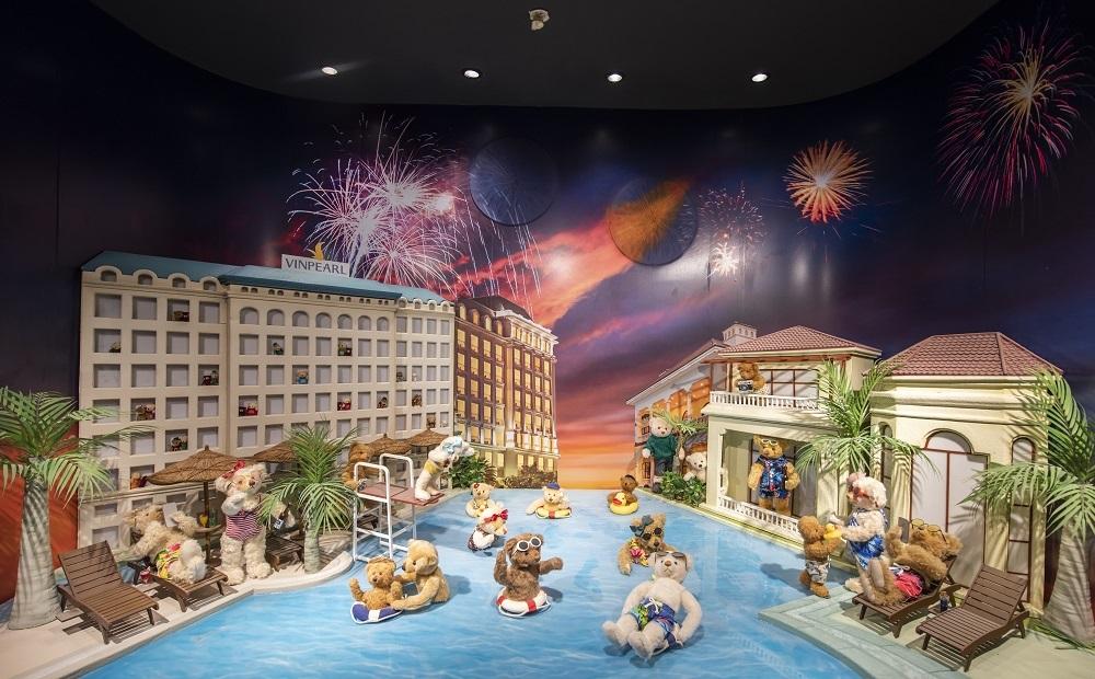 Teddy Bear Museum đầu tiên của Việt Nam sắp khai trương tại Phú Quốc United Center - Ảnh 3