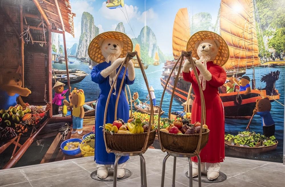 Teddy Bear Museum đầu tiên của Việt Nam sắp khai trương tại Phú Quốc United Center - Ảnh 4