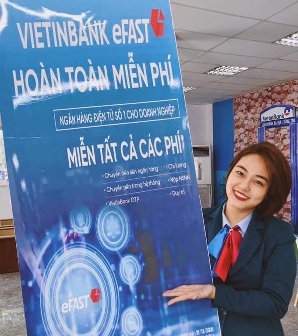 VietinBank cung cấp Hóa đơn điện tử cho Doanh nghiệp trên VietinBank eFAST hoàn toàn miễn phí - Ảnh 1