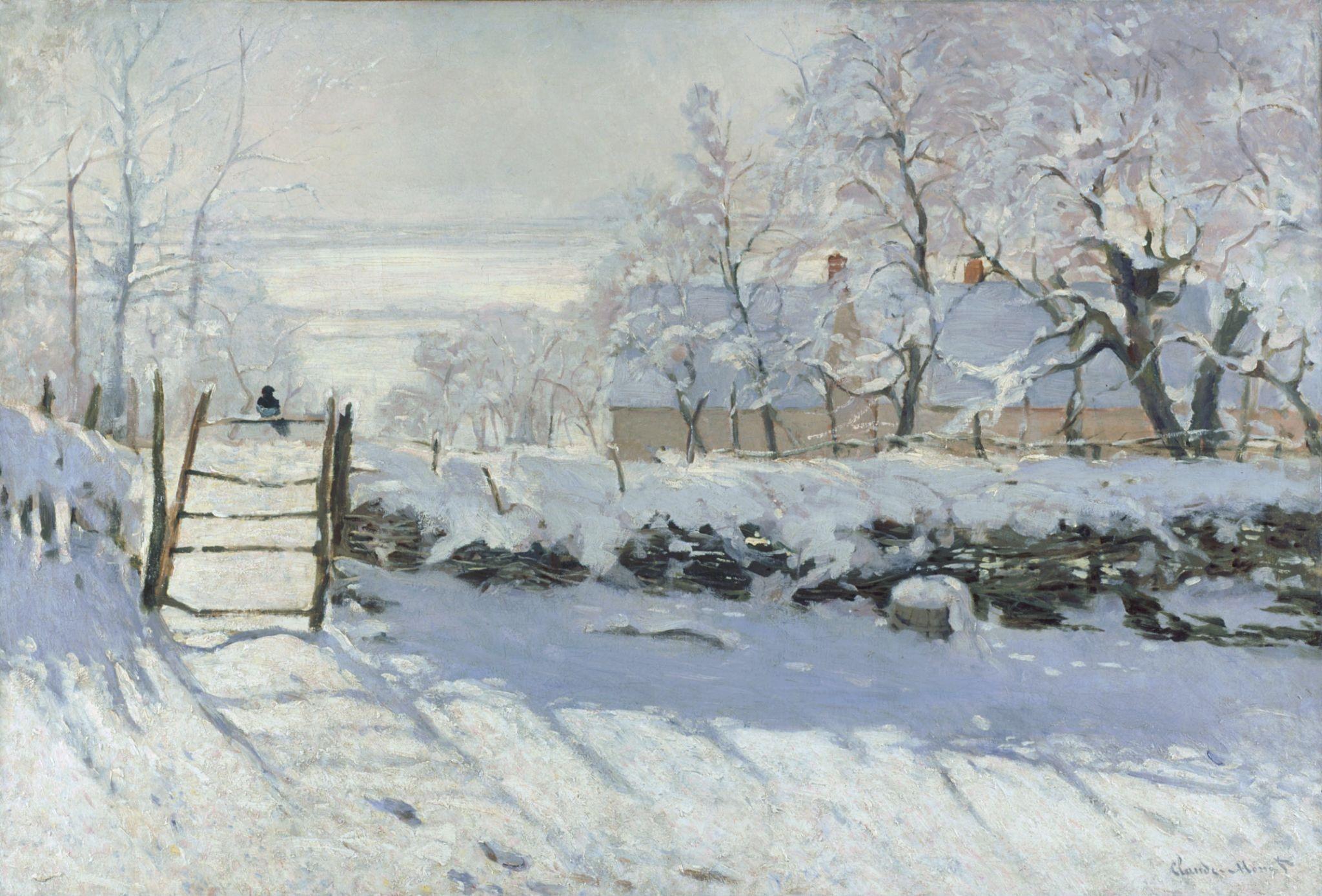 """""""Ngoài"""" và """"trong"""" ở triển lãm của Claude Monet và Pierre Bonnaer tại VCCA  - Ảnh 2"""