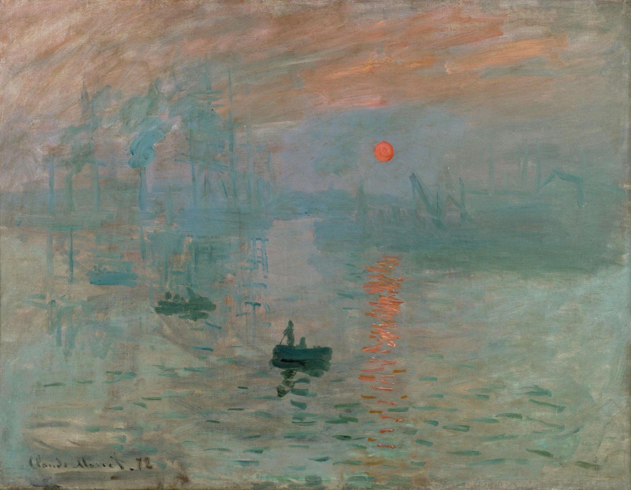 """""""Ngoài"""" và """"trong"""" ở triển lãm của Claude Monet và Pierre Bonnaer tại VCCA  - Ảnh 4"""