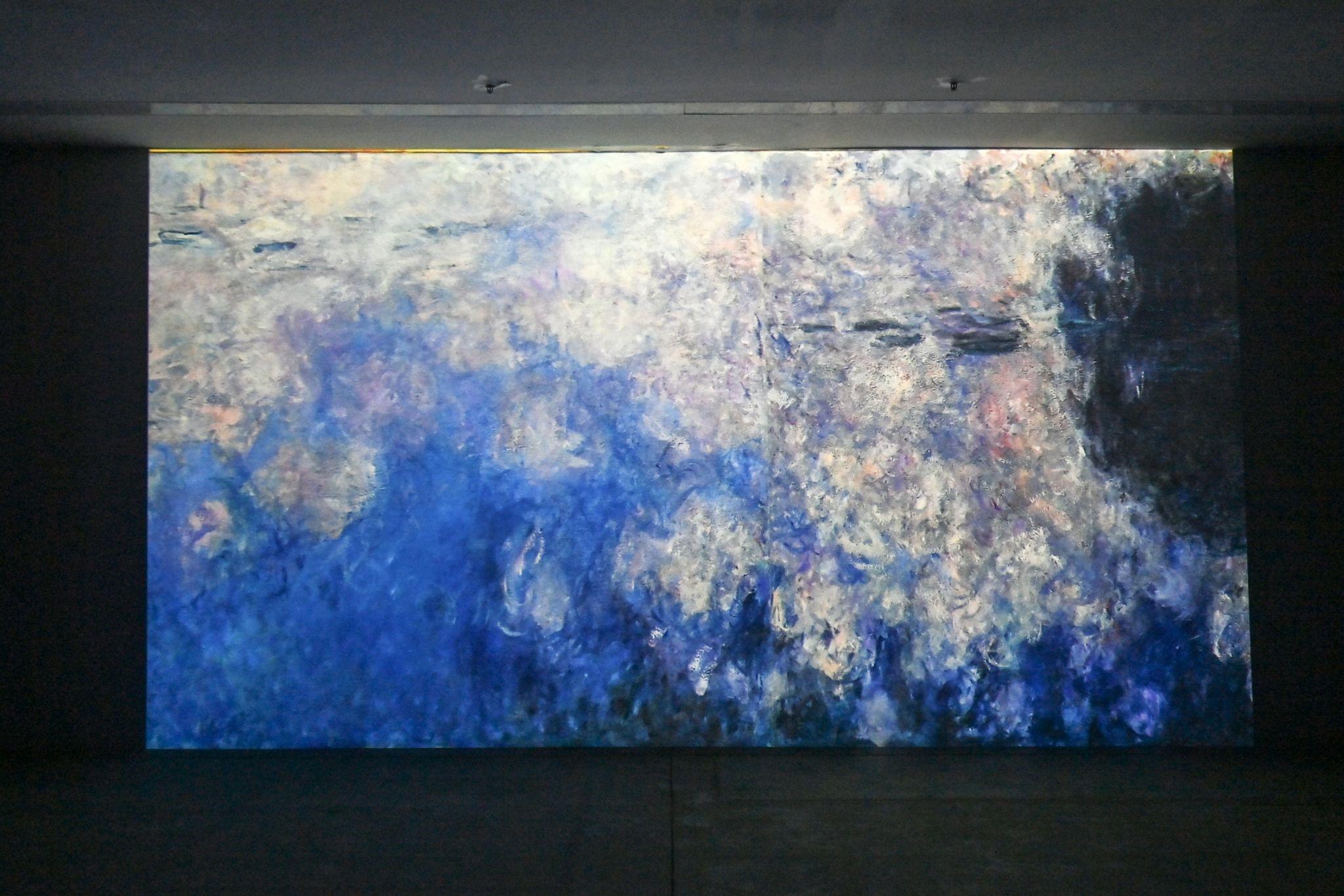 """""""Ngoài"""" và """"trong"""" ở triển lãm của Claude Monet và Pierre Bonnaer tại VCCA  - Ảnh 6"""