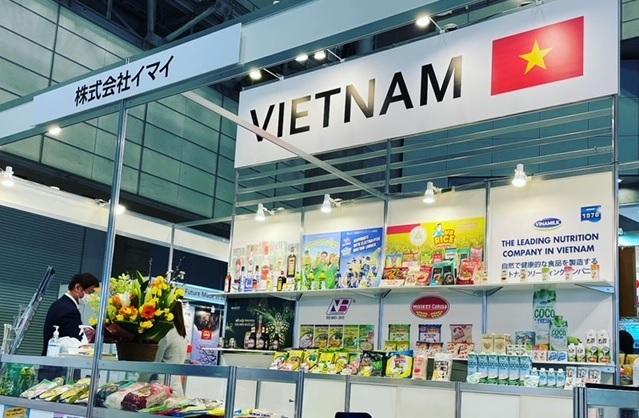 Thương hiệu nước giải khát Việt Nam xuất hiện nổi bật tại Foodex Japan 2021 - Ảnh 1