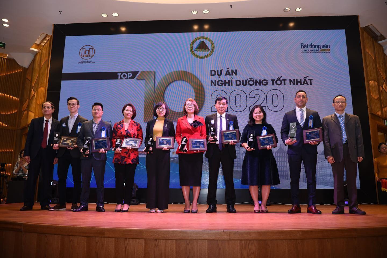 Tập đoàn CEO được vinh danh Top 10 nhà phát triển bất động sản hàng đầu Việt Nam 2020 - Ảnh 2
