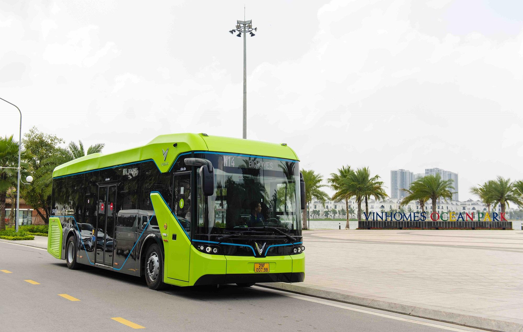 VinBus chính thức vận hành xe buýt điện thông minh đầu tiên tại Việt Nam - Ảnh 2