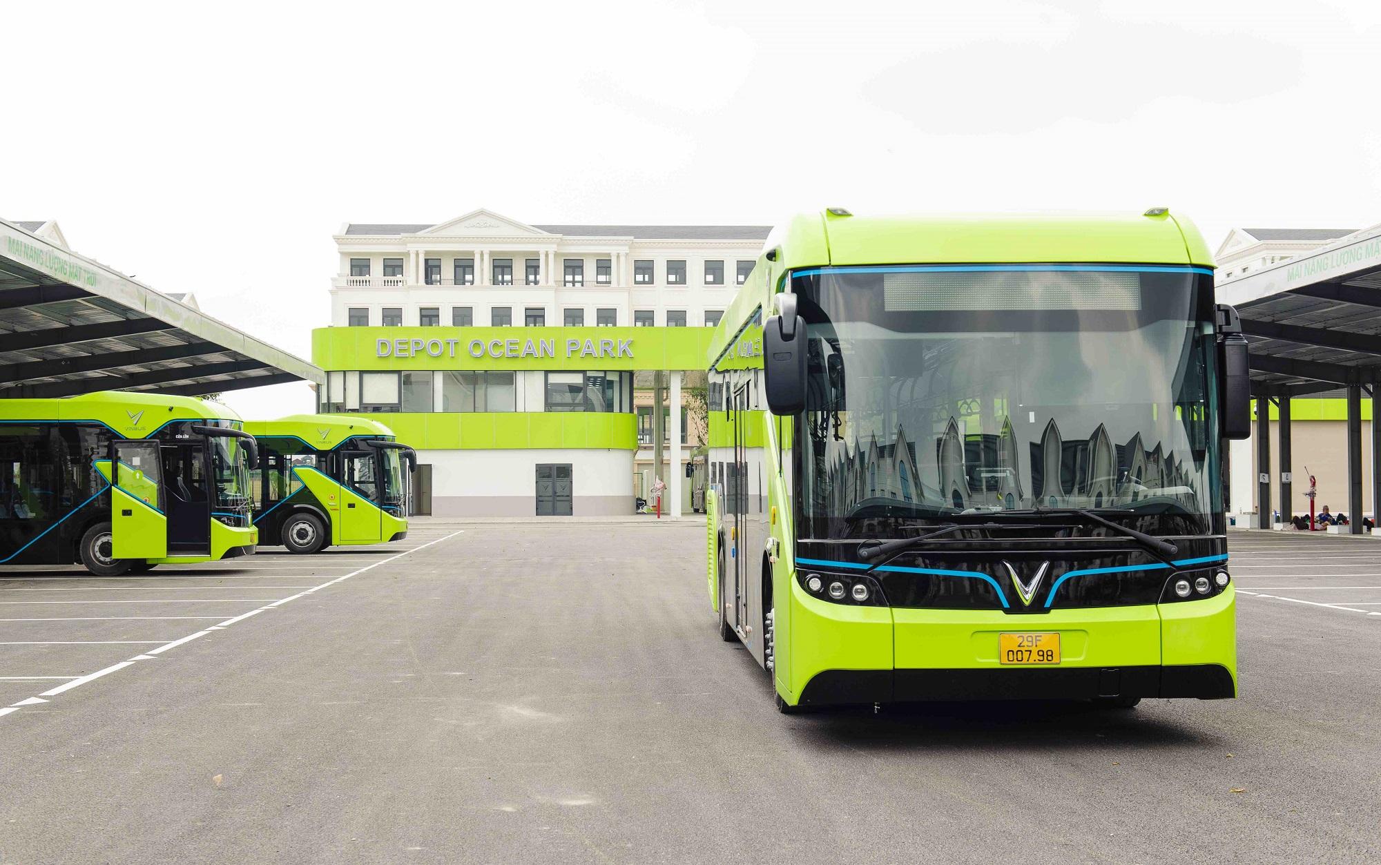 VinBus chính thức vận hành xe buýt điện thông minh đầu tiên tại Việt Nam - Ảnh 3