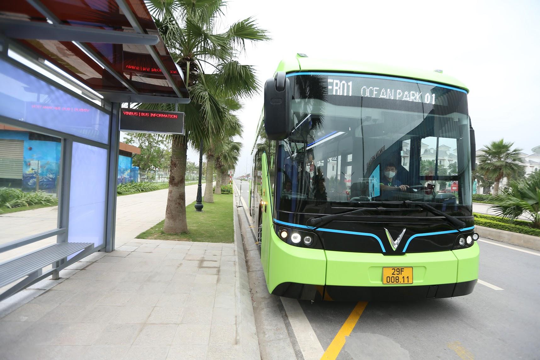 VinBus chính thức vận hành xe buýt điện thông minh đầu tiên tại Việt Nam - Ảnh 4