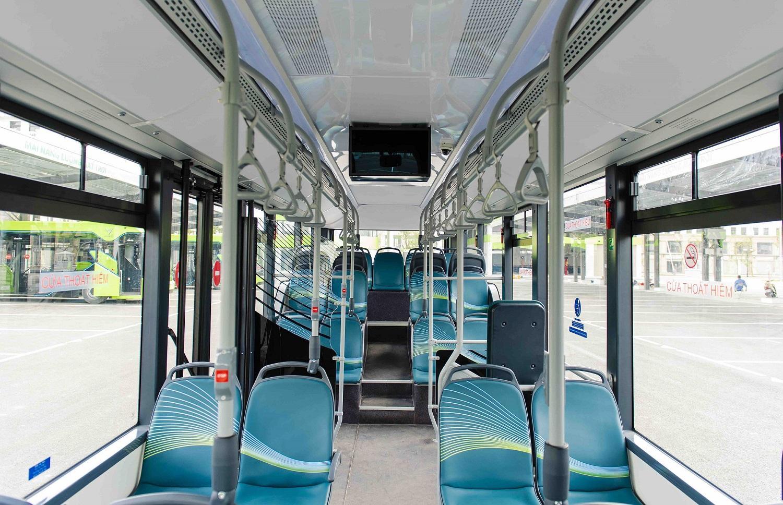VinBus chính thức vận hành xe buýt điện thông minh đầu tiên tại Việt Nam - Ảnh 5