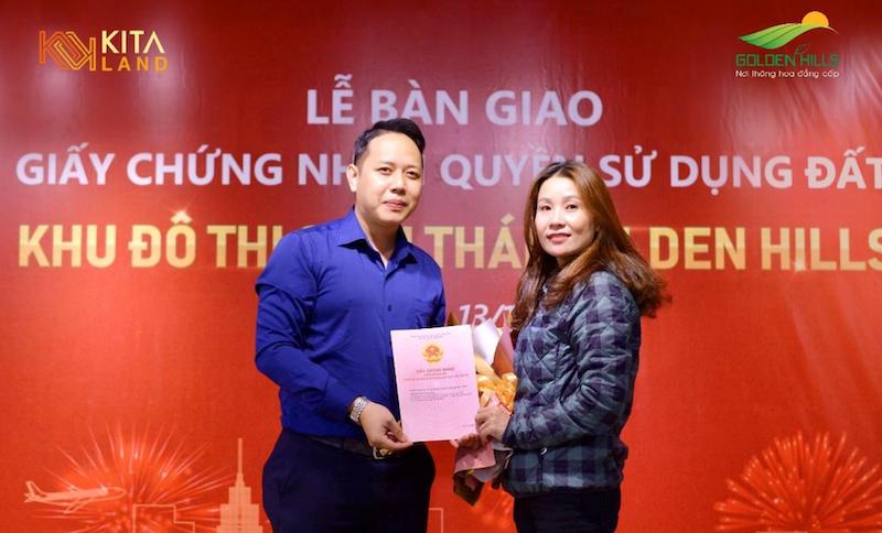 Đà Nẵng: Chưa nhận đặt chỗ khu B1 & C1 thuộc dự án Golden Hills City Huy Cường - Ảnh 1
