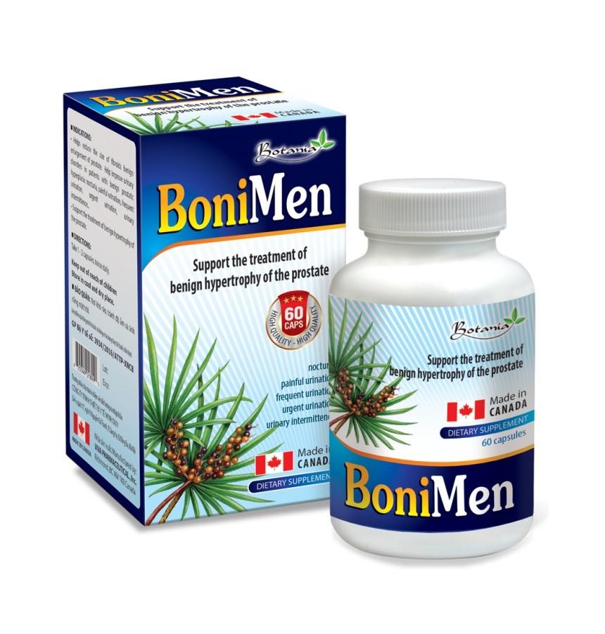 BoniMen – Bí quyết co nhỏ tuyến tiền liệt không cần phẫu thuật - Ảnh 2
