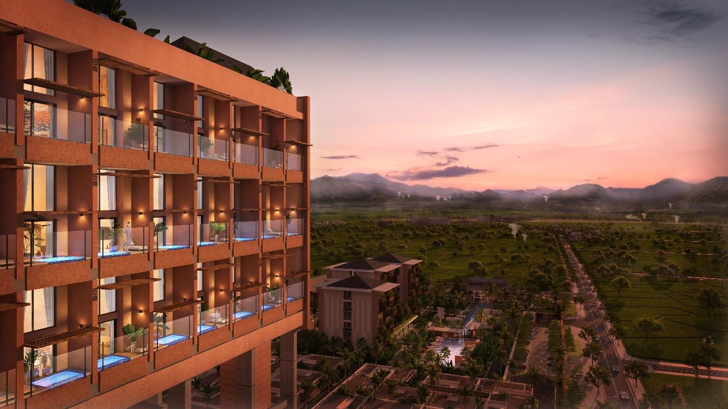 CenLand là đơn vị phân phối chính thức dự án Apec Mandala Sky Villas Kim Boi - Ảnh 2
