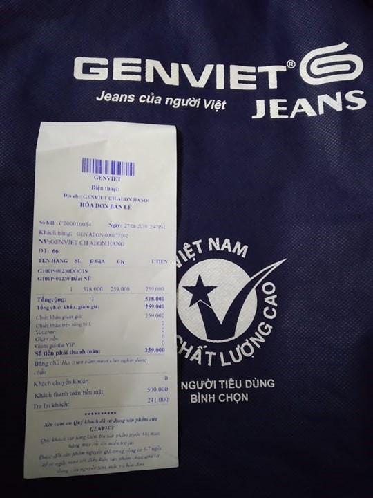 Cần làm rõ việc Genviet bán hàng không xuất hóa đơn VAT - Ảnh 1