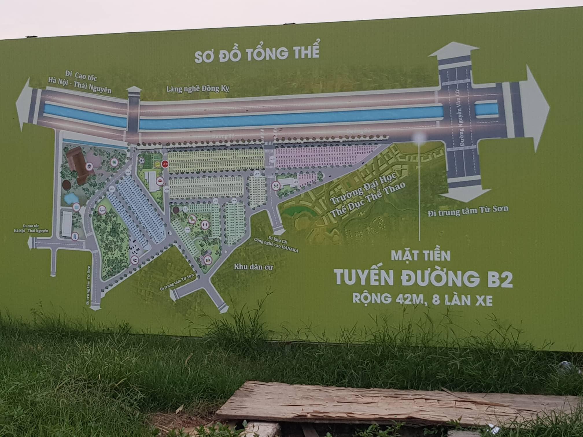 Dự án khu đô thị Trang Hạ - Từ Sơn: Một viễn cảnh đầy rủi ro - Ảnh 1