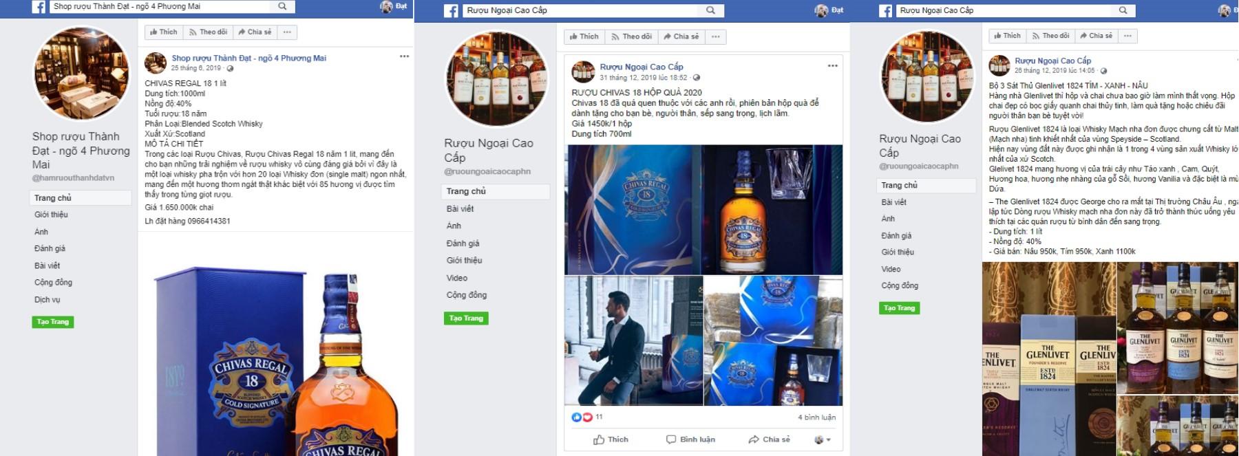 Loạn thị trường quảng cáo rượu trực tuyến ngày giáp Tết - Ảnh 4