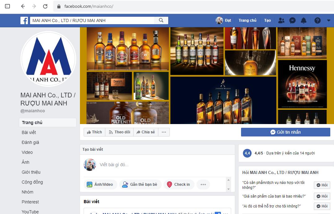 Loạn thị trường quảng cáo rượu trực tuyến ngày giáp Tết - Ảnh 2