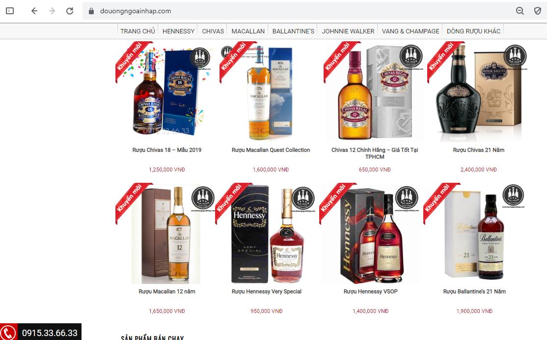 Loạn thị trường quảng cáo rượu trực tuyến ngày giáp Tết - Ảnh 3