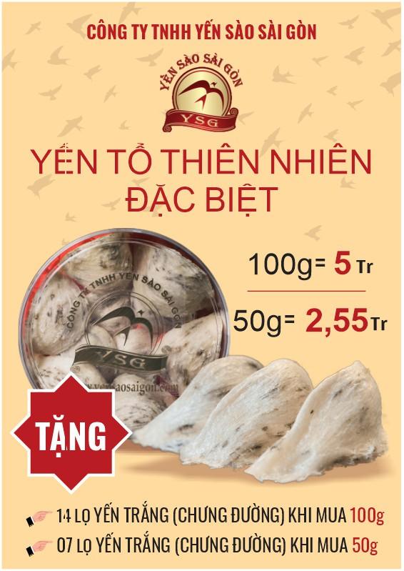 """Yến Sào Sài Gòn ưu đãi """"kịch sàn"""" dịp 20/10, nhanh tay đặt ngay kẻo hết - Ảnh 4"""