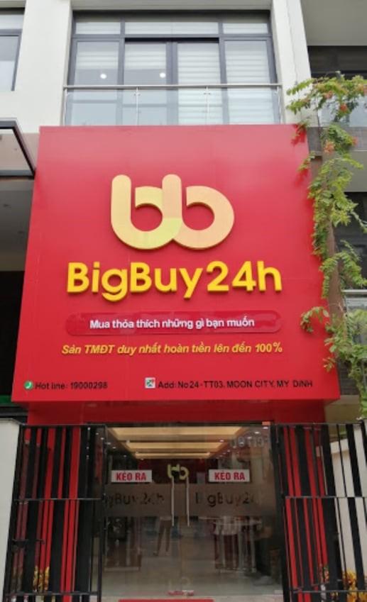 """Bigbuy24h.com bị Bộ Công thương """"tuýt còi"""" - Ảnh 1"""
