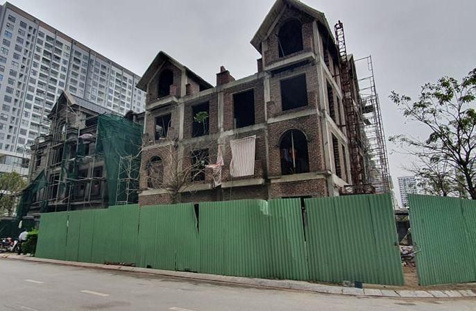Dự án Green Pearl 378 Minh Khai: Điều chỉnh quy hoạch khu nhà ở thấp tầng khi chưa được phép? - Ảnh 1