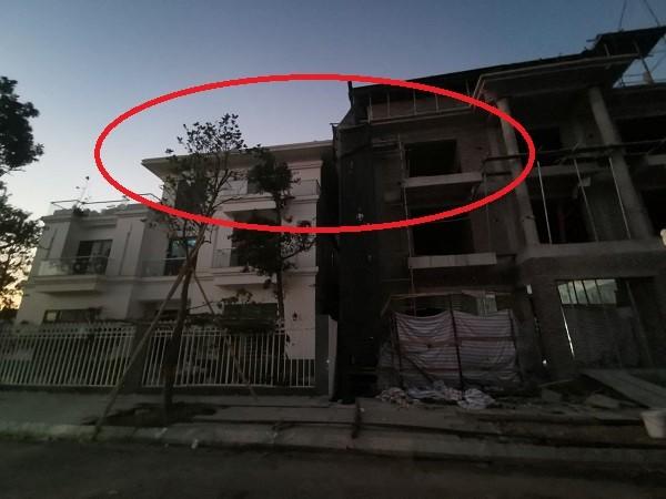 Vĩnh Phúc: 'Bó tay' trước công trình phá vỡ quy hoạch của giám đốc Sở Giao thông Vận tải - Ảnh 2