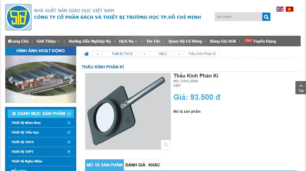 """Đấu thầu tại Sở GD&ĐT Thanh Hóa: Sản phẩm """"đội giá"""", dấu hiệu phạm luật? - Ảnh 6"""
