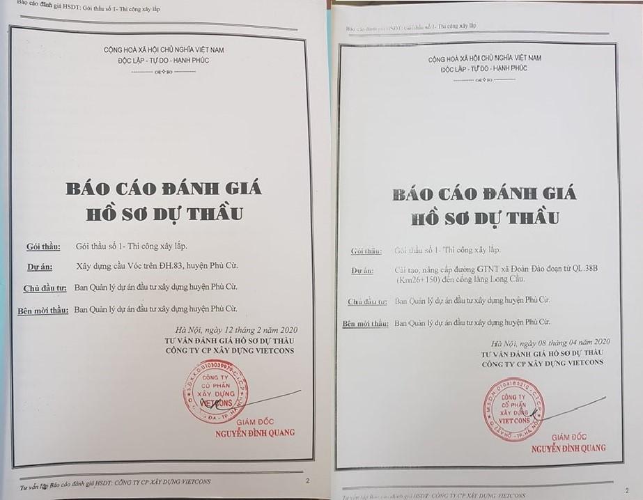 Hưng Yên: Cần làm rõ những bất thường sau các gói thầu của Công ty Tiến Ngạn - Ảnh 1