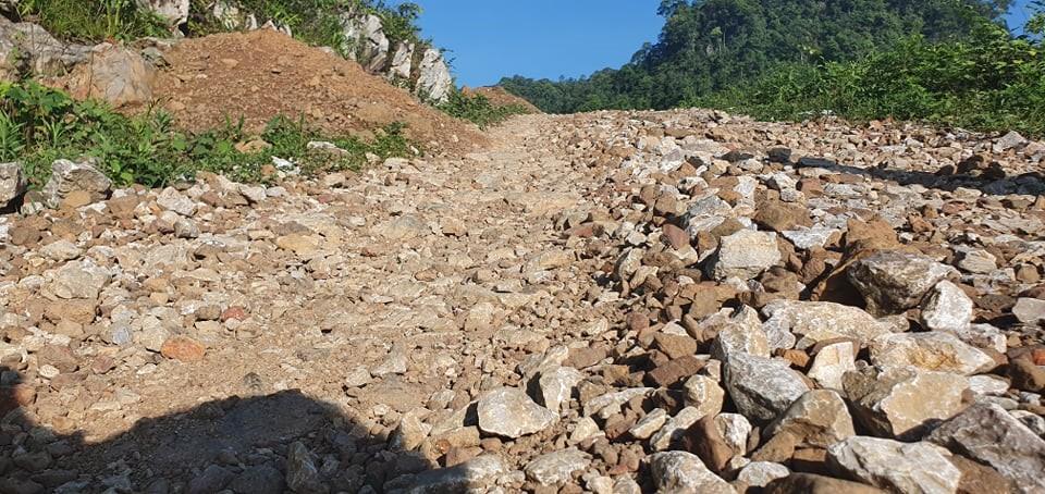 Sự thật về năng lực của công ty TNHH xây dựng Tây Nam - Bài 1: 7 năm chưa làm xong 10 km đường - Ảnh 4