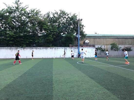 Giao hữu bóng đá giữa Báo Đời sống & Pháp luật và Đội CSGT 15 - Ảnh 6